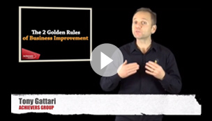The 2 Golden Rules of Business Improvement