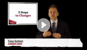 5 Steps to Business Change
